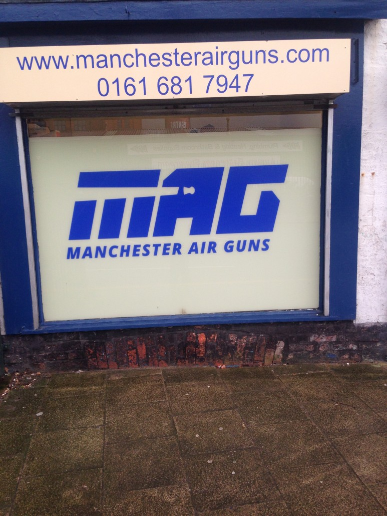 Window Graphics Manchester