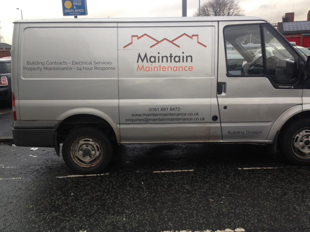 Vehicle Signs Manchester